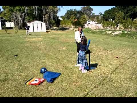 Maimonides Hebrew Day School playing baseball