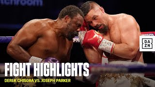 HIGHLIGHTS | Joseph Parker vs. Derek Chisora