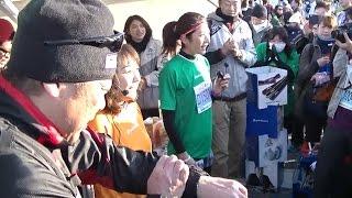 2017年1月22日(日)に神奈川県藤沢市で行なわれた第7回湘南藤沢市民マ...