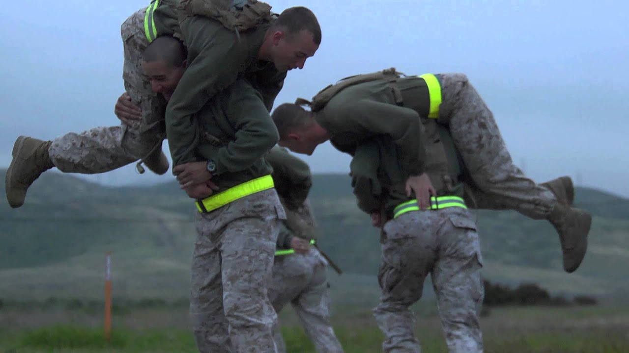 Marine Corps Leadership Traits Endurance Youtube