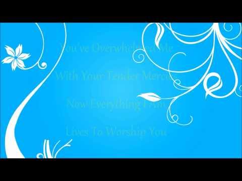 Grace Unrelenting w/ lyrics by New Creation Church (Singapore)