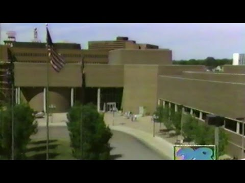 1989 WFUM Flint Channel 28 - University Of Michigan Flint - Building