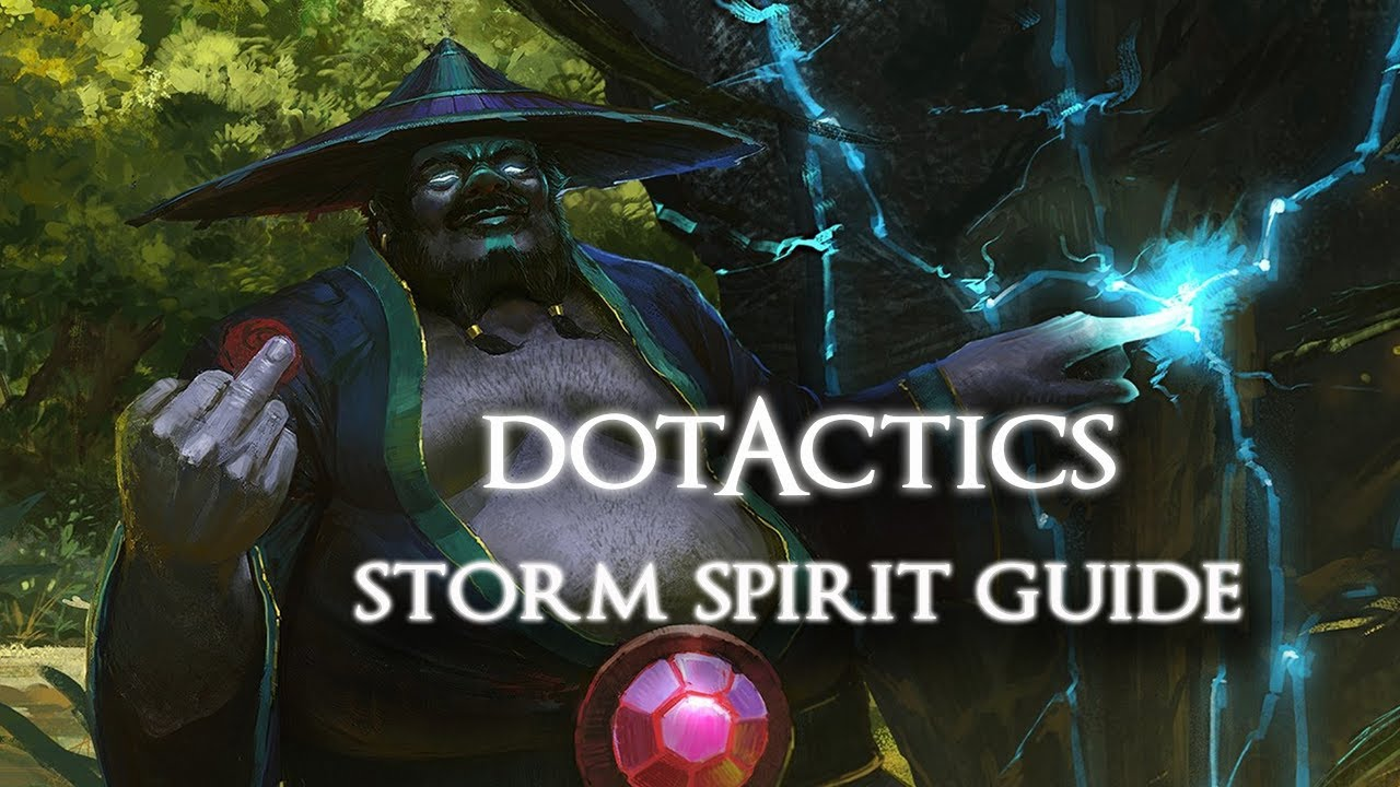 Stormspirit Song Roblox Dota Droid Kurome Year Beast Magic Storm Spirit Rampage By Dota Droid