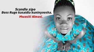 KeepLeft: Scandle Zipo Bosi Ruge Amesaidia Kuninyoosha Mwasiti