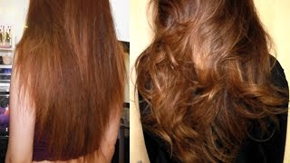 How to Cut Your Hair in Layers WITHOUT Losing Length!