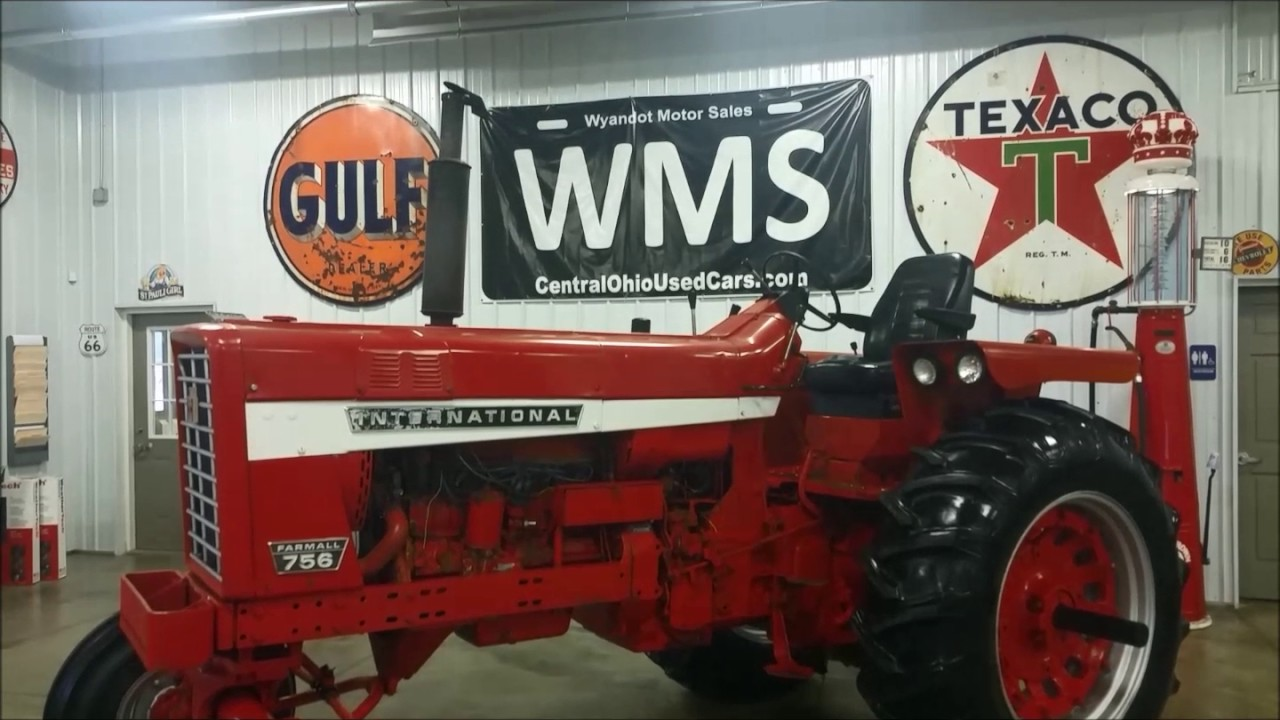 Farmall 756 Tractor Wiring Diagram Sold At Auction Ohio Auctioneers 1280x720
