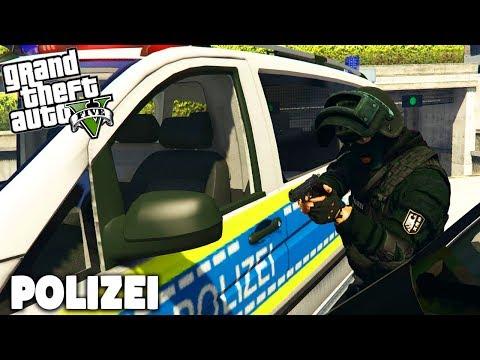 EIGENES SWAT TEAM!? - GTA 5 POLIZEI MOD - Deutsch - Grand Theft Auto V - LSPD:FR SEK