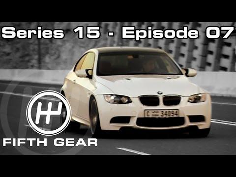 Fifth Gear: Series 15 Episode 7