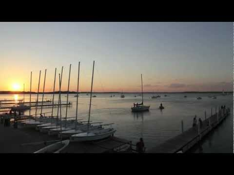 Memorial Union Terrace: Two Minute Sunset