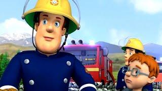 Sam el Bombero en Espanol 🔥🚒 Control de patrulla 🔥 Dibujos animados