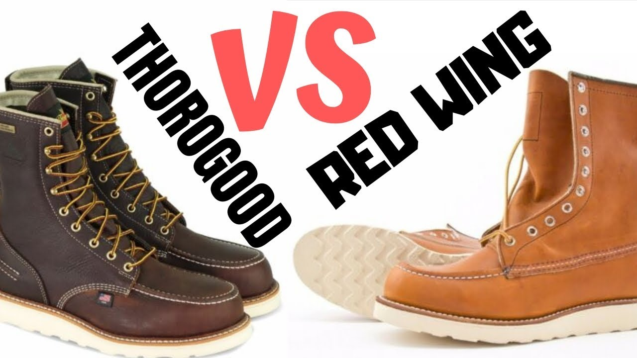 Best Boots For Ironworking - YouTube