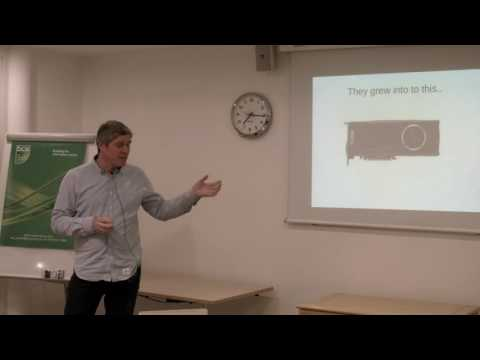 OSHUG 49 - Getting into FPGAs; Why, what, how & where might this lead, Alan Wood