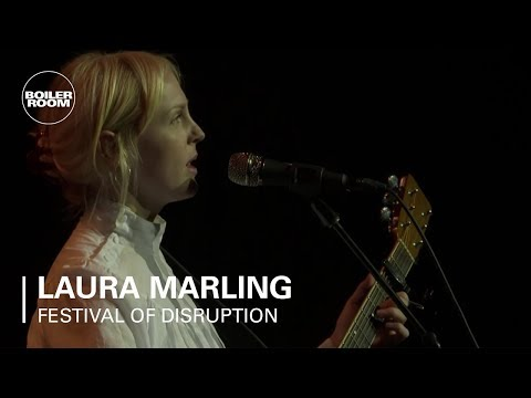 Laura Marling Boiler Room x Festival of Disruption LA Live Set