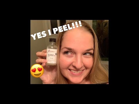 Esthetician Peel Your Way to Success Professional Peel Glycolic Lactic Mandelic