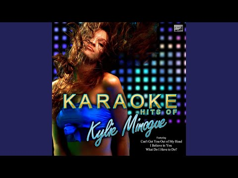 Love At First Sight (In the Style of Kylie Minogue) (Karaoke Version)