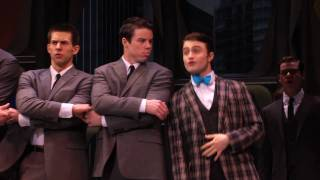 "How To Succeed... : Daniel Radcliffe Performs ""Brotherhood of Man"""
