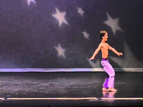 Shale Wagman - Variation from Le Corsaire - Age 10