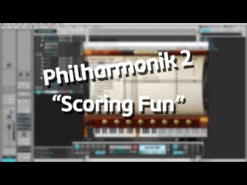 IK Multimedia Philharmonik 2 Scoring Fun
