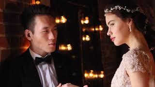Свадебный клип. Пример. Wedding video.