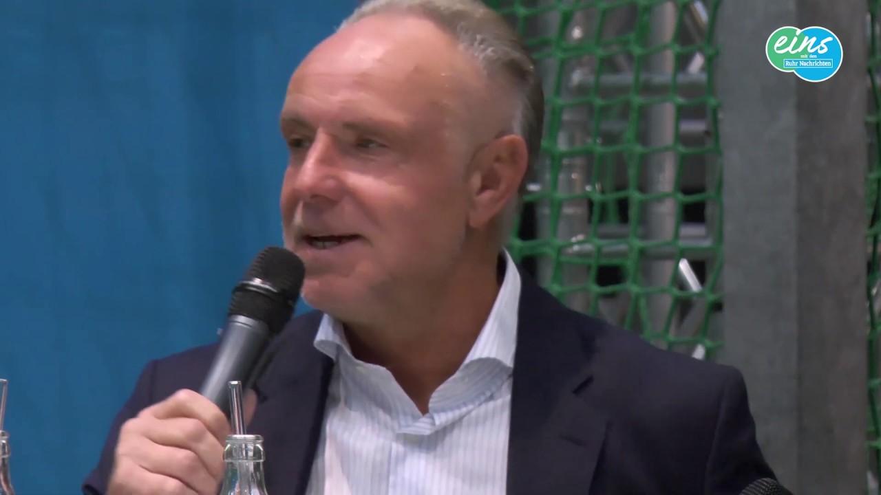 Zum Abschied von Uli Hoeneß: So verkaufte er Michael Rummenigge zum BVB