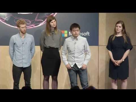 Microsoft Design Expo 2016: Umea Institute of Design