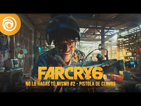 Far Cry 6 - No Lo Hagas Tú Mismo #2 | La Pistola de Clavos | Ubisoft LATAM