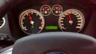 Ford Focus ST 60-160 Km/h