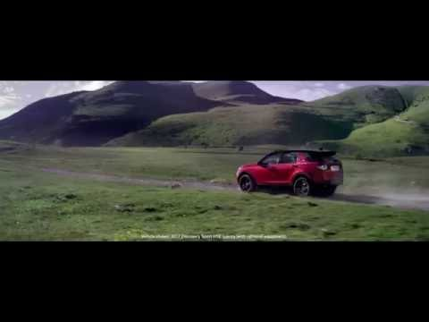 Land Rover Discovery Sport – Adventure. It's in our DNA - TV Advert