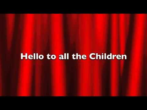 Hello to All the Children Instruction