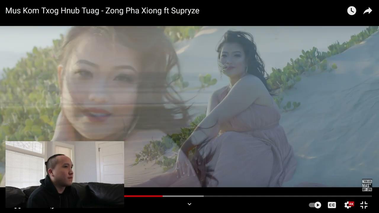 "Download DAVIDYANGREACTS to ""Mus Kom Txog Hnub Tuag"" - Zong Pha Xiong Ft. Supryze"