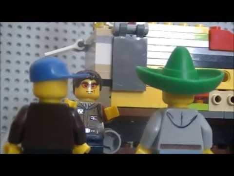 Lego:Elmo and TJ:Episode 4:The Mountain Jewel:Part I