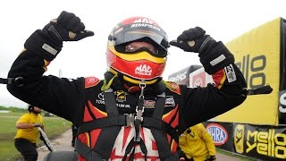Doug Kalitta powers to the WIN in Houston at the #SpringNats