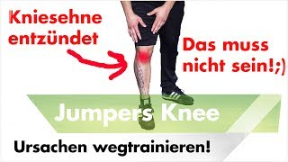 how to fix jumpers knee
