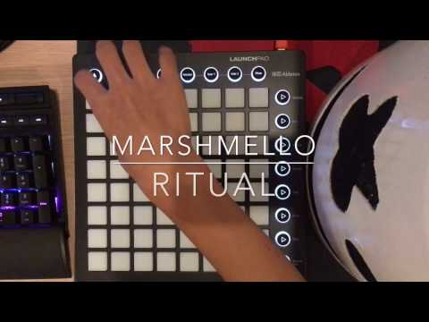 Marshmello -Ritual Ft. Wrabel ( Launchpad Mk2 Cover )