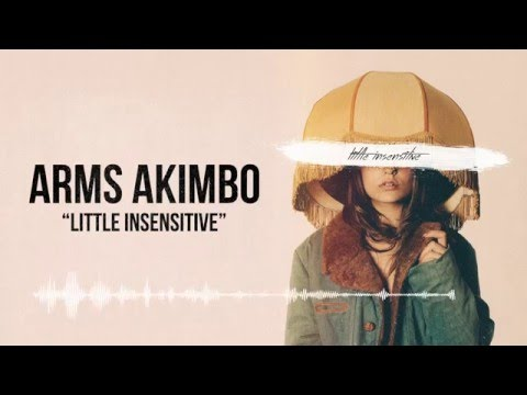Little Insensitive - Arms Akimbo (Official Audio)