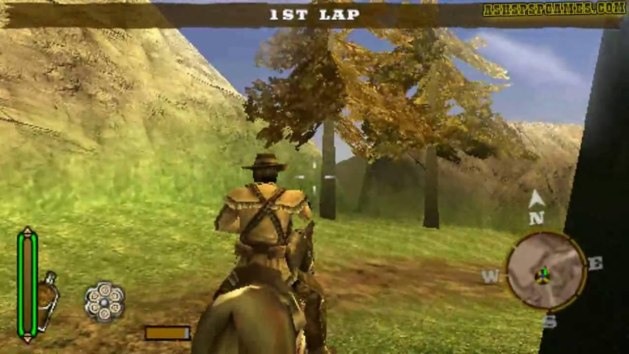 GUN: Showdown - PSP - #03. Honest Tom - YouTube