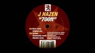 J Hazen - 700ft (Carbon Community Remix)