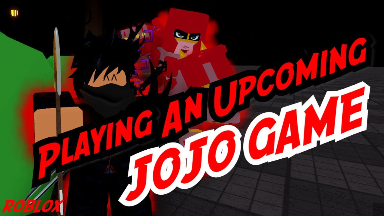 Roblox Jojos Menacing Adventures