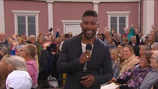 John Lundvik - My turn - Lotta på Liseberg (TV4)