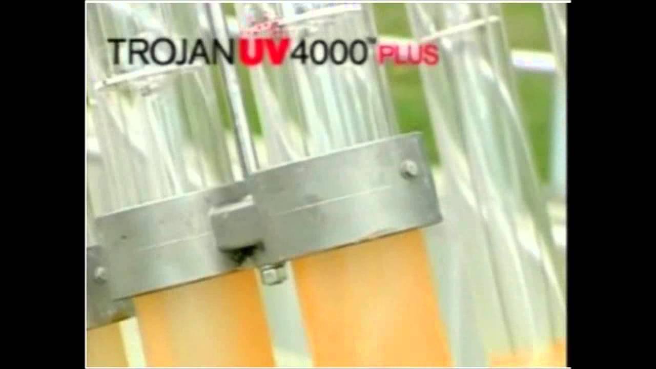 limpieza lampara UV - YouTube