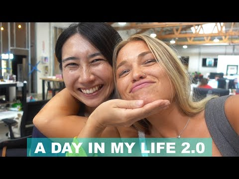 A Day In My Life At BuzzFeed Tasty 2.0! | Alix Traeger