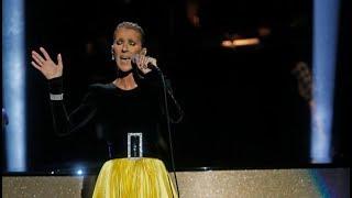 Celine Dion - Aretha Franklin Tribute (COMPLETE HD)