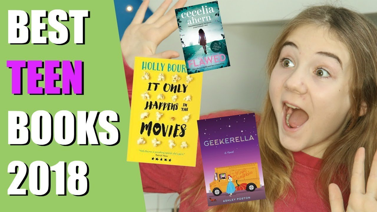 Best Books For Teens 2018 Flea Reads Youtube