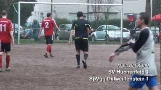 SV Huchenfeld - SpVgg Dillweißenstein am 05.04.2012