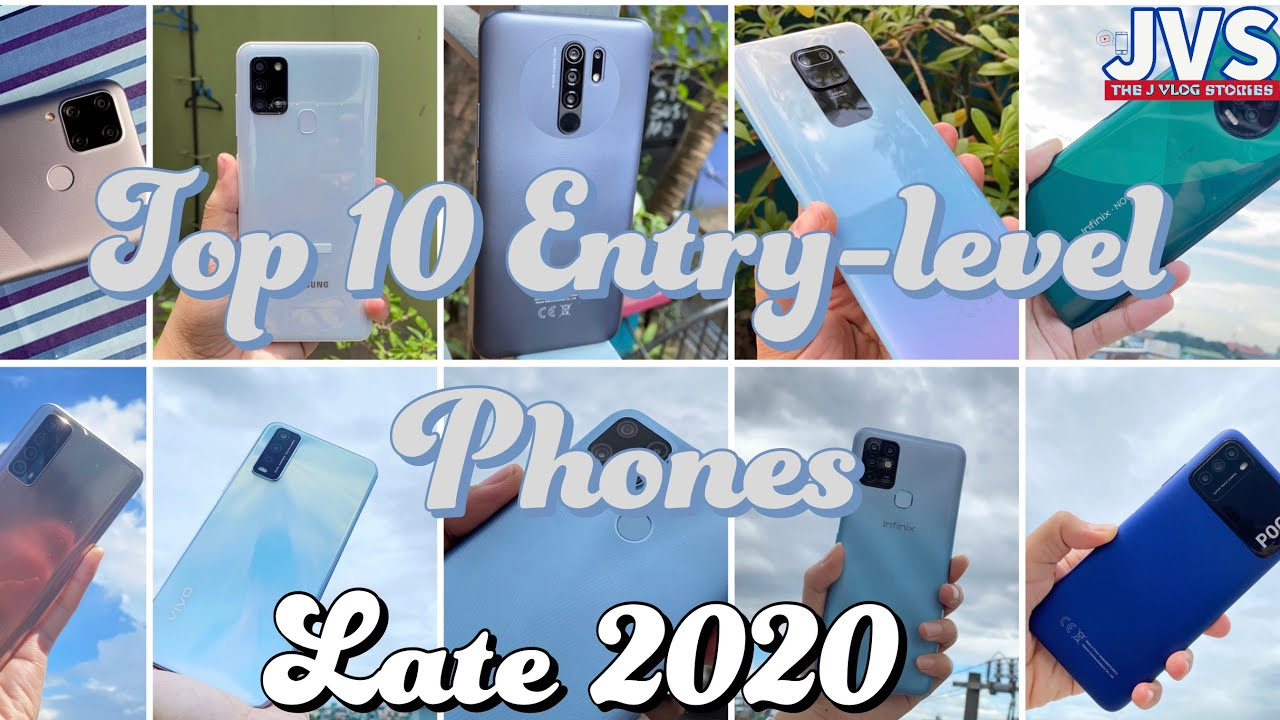 Top 10 Entry Level Phones Ngayong Late 2020 | December 2020 | Under 10,000 Pesos |