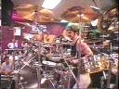 dream ater drum solo