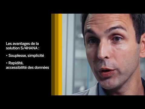 Le Groupe Cervin, premier client converti à S/4HANA en France, nous parle de sa conversion !