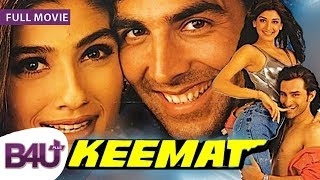 Keemat (1998) - Full Hindi Movie HD 1080p | Akshay Kumar, Raveena Tandon, Sonali Bendre