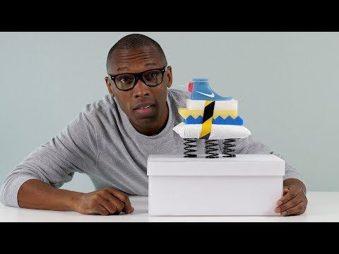 UNBOXING: Special Edition SNEAKER Delivery From NIKE and FINISHLINE #TeamNike