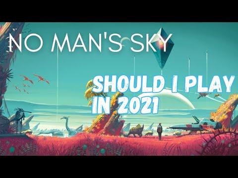 Should I Play No Man's Sky (2021 Review)